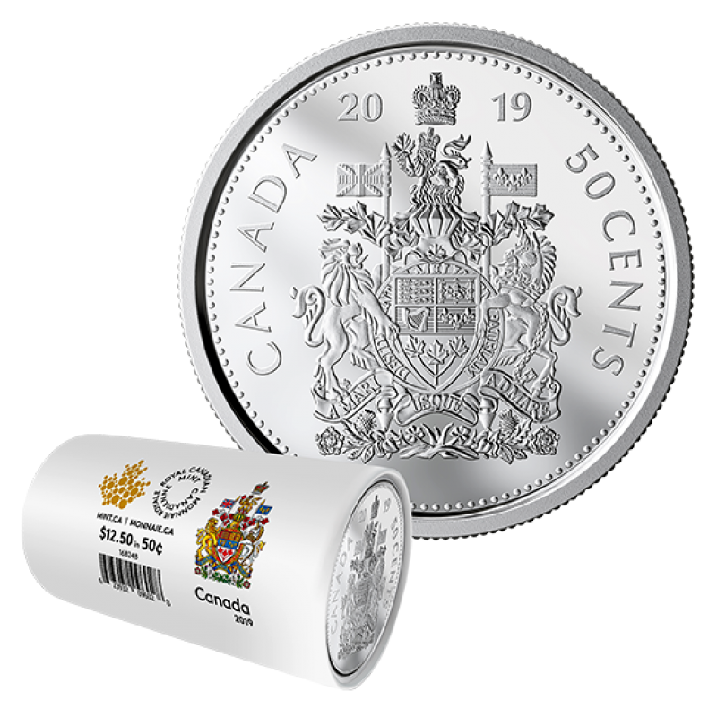 Proof 2019 Canada 5 Cents From Mint/'s Set