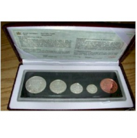 1998 Canadian Commemorative Proof Finish Coin Set