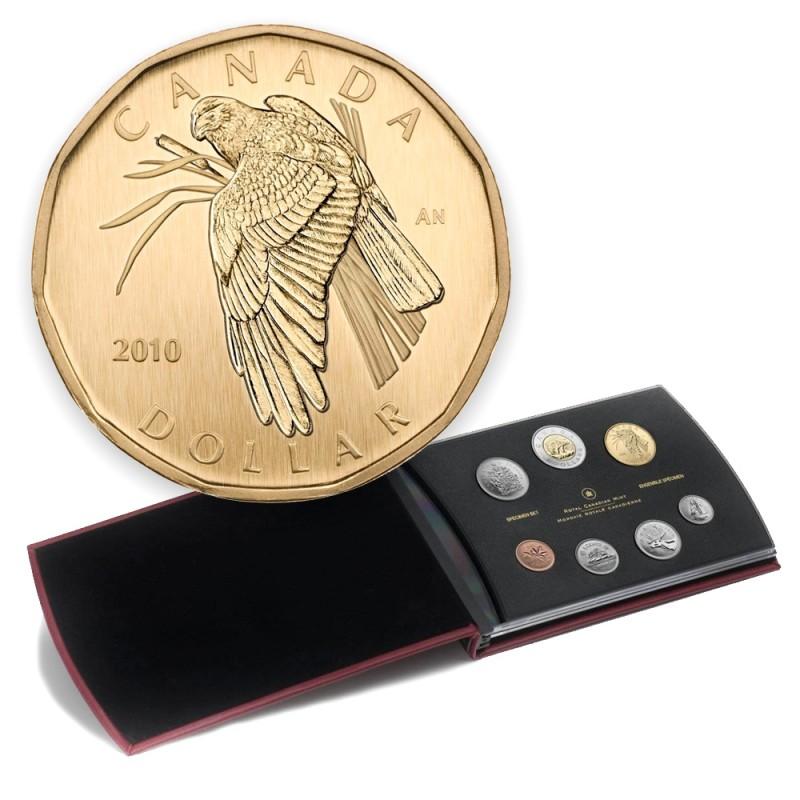 2010 Canada Quarter Graded as Specimen From Original Set
