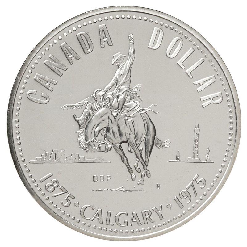 CANADA 1974 SPECIMEN COMMEMORATIVE SILVER DOLLAR COIN