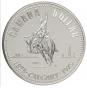 1975 Specimen Silver Dollar - Calgary Centennial