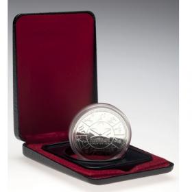 1978 Specimen Silver Dollar - 11th Commonwealth Games, Edmonton