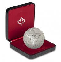 1982 Proof Silver Dollar - Regina Centennial