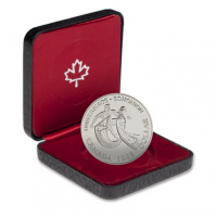 1983 Proof Silver Dollar - Canada World University Games