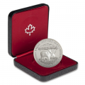 1985 (1885-) Canadian $1 National Parks Centennial Proof Silver Dollar Coin