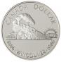 1986 Proof Silver Dollar - Vancouver Centennial