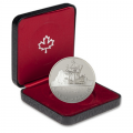 1987 (1587-) Canadian $1 John Davis Exploration/Davis Strait 400th Anniv Proof Silver Dollar Coin