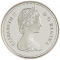 1988 Canada Proof Silver Dollar - Saint-Maurice Ironworks