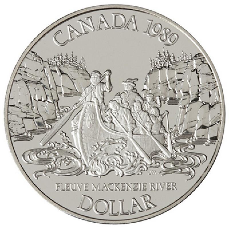 1989 Canada Uncirculated Set
