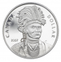 2007 Proof Silver Dollar - Thayendanegea