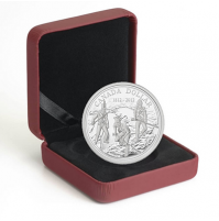 2012 Proof Fine Silver Dollar - 200th Anniversary of the War of 1812