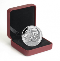 2013 Proof Fine Silver Dollar - 60th Anniversary of the Korean Armistice Agreement