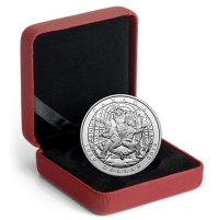2014 Limited Edition Proof Fine Silver Dollar - 75th Anniversary of the Declaration of the Second World War