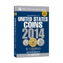 The Official Blue Book: Handbook of United States Coins - 71st Edition, 2014