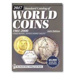 Standard Catalog of World Coins: 1901-2000 - 44th Edition, 2017