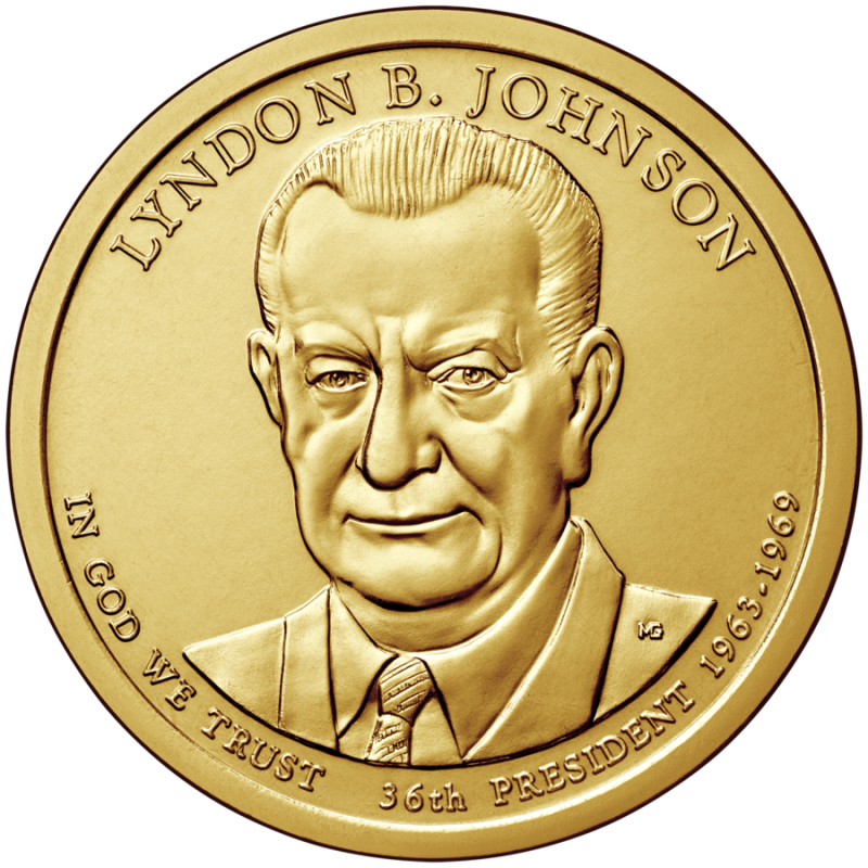 2015 D Lyndon B Johnson BU