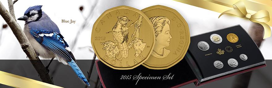 Shop at Coins Unlimited for Specimen Sets