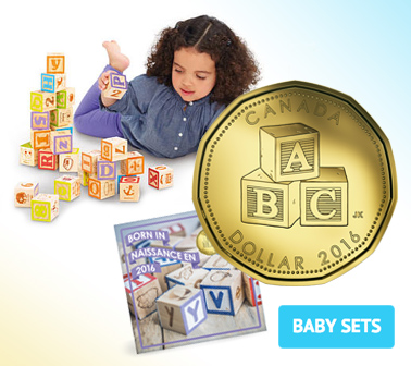 Baby Gift Sets from Coins Unlimited
