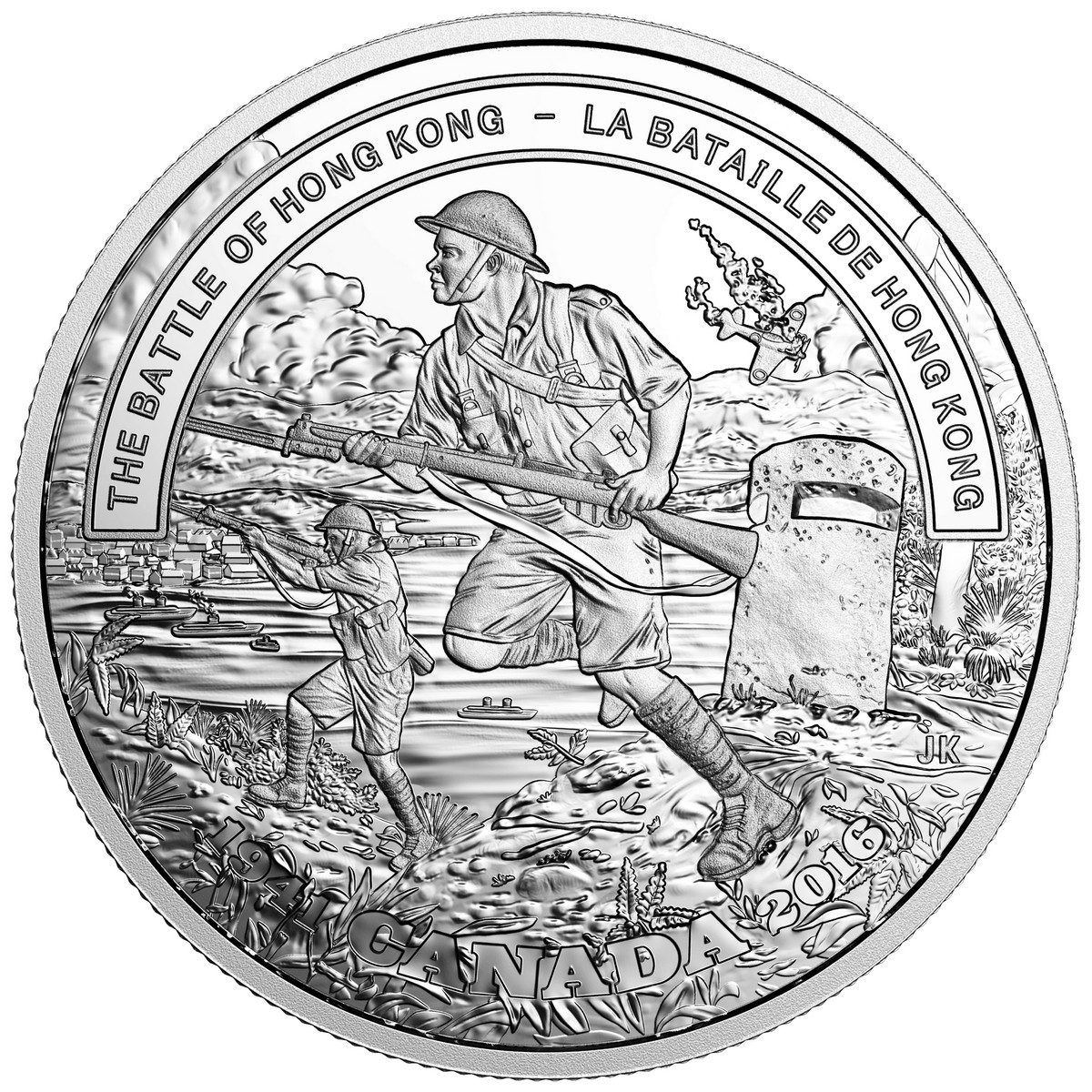 2016 Fine Silver 20 Dollar Coin Aircraft Of The First