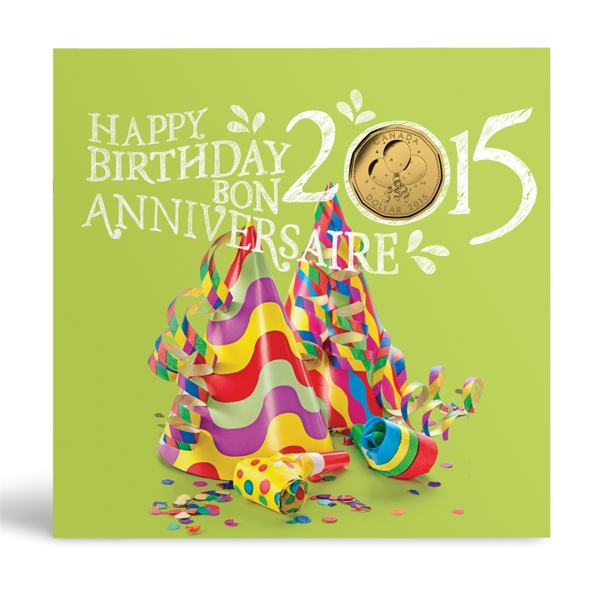 Birthday Coin Gift Sets