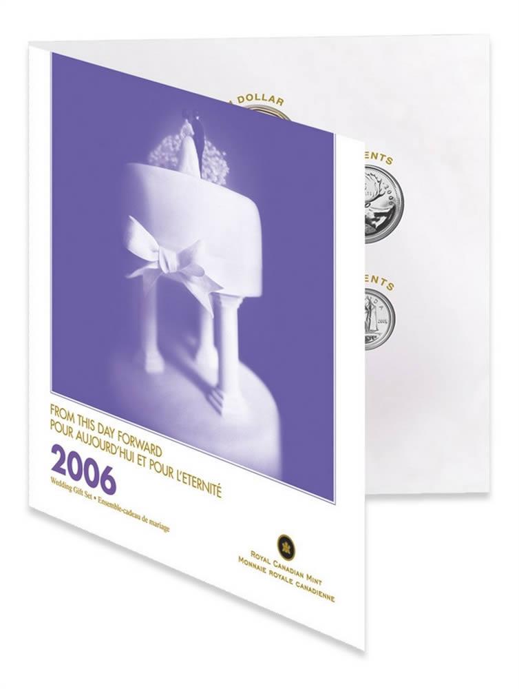 2006 wedding coin gift set 2006 wedding coin gift set face value set ...